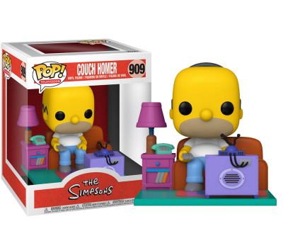 Гомер смотрит телевизор Deluxe