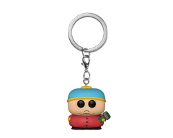 Keychain: South Park S3: Cartman w/Clyde