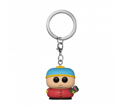 Keychain: South Park S3: Cartman w/Clyde