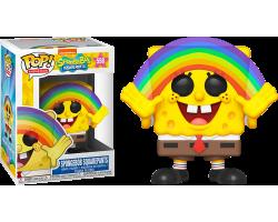 Губка Боб Квадратные Штаны с радугой  из мульфильма SpongeBob