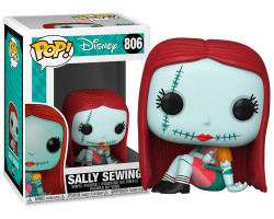Салли из мультфильма Кошмар перед Рождеством