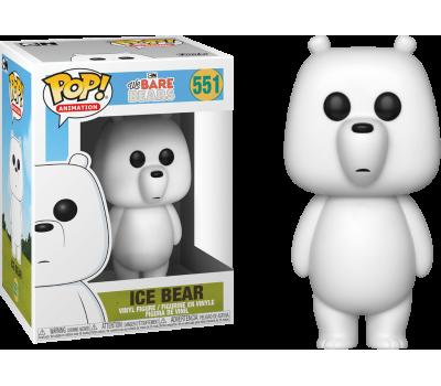 Белый из мультсериала Вся правда о медведях