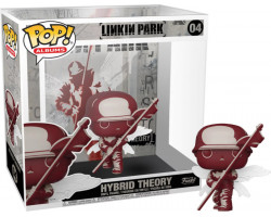 Albums - Linkin Park: Hybrid Theory