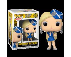 Бритни Спирс из клипа Токсик