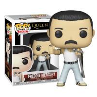 Фредди Меркьюри с концерта Live Aid из группы Queen