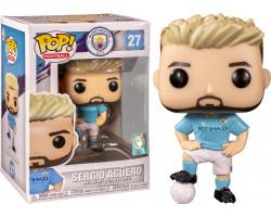 Серхио Агуэро из команды Манчестер Сити футбол