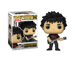 Билли Джо Армстронг из группы Green Day