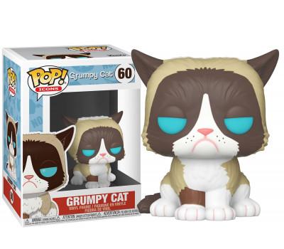 Сердитая Кошка Грампи Кэт