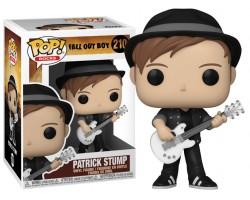 Патрик Стамп из группы Fall Out Boy