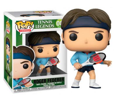 Роджер Федерер из серии Теннис