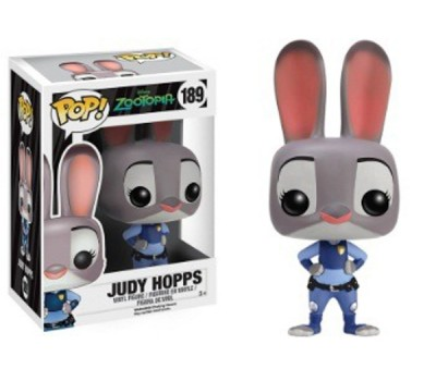 Джуди Хопс из вселенной Disney