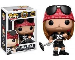 Эксл Роуз из из группы Guns N Roses