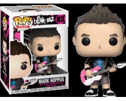 Марк Хоппус из группы Blink 182