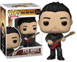 Пит Вентц из группы Fall Out Boy
