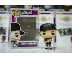 Трэвис Баркер из группы Blink-182