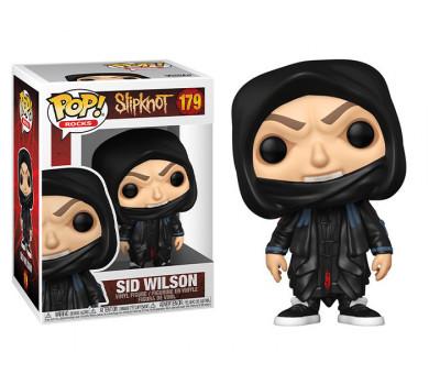 Сид Уилсон из группы Slipknot