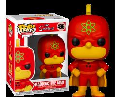 Радиоактивный Человек из мультсериала Симпсоны