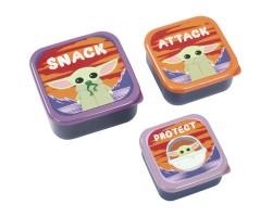 Набор контейнеров для хранения продуктов Малыш от Funko Homeware