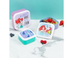 Набор контейнеров для хранения продуктов Русалочка от Funko Homeware