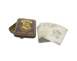 Карты игральные Hogwarts