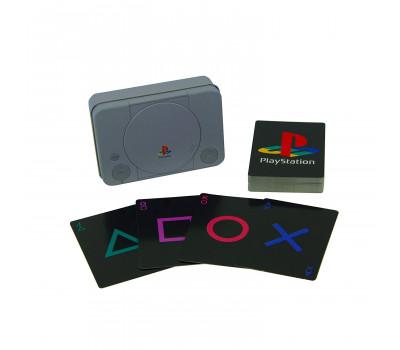 Карты игральные Playstation