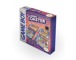 Gameboy (Classic Collection) 4 Coaster Set