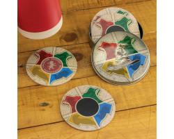 Подставки под напитки Sorting Hat Heat Change Coasters