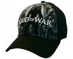 Бейсболка God of War