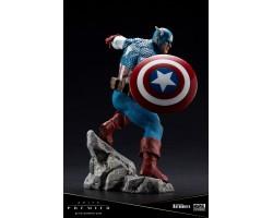 Премиальная статуя Капитан Америка от Kotobukiya