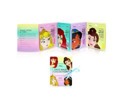 Коллекция масок для лица Принцессы