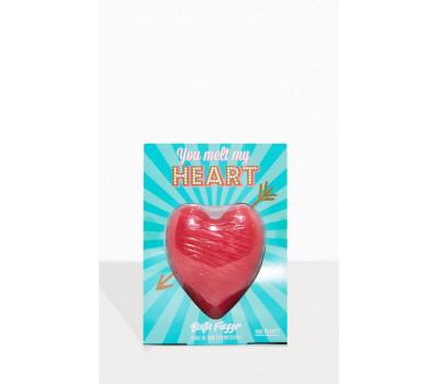 """Физзер для ванны """"Ты растопила мое сердце"""""""