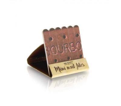 Набор мини пилочек для ногтей Бурбон