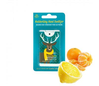 Антисептик для рук с ароматом Лимона и Мандарина