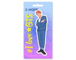 Магнитная закладка BTS Джей Хоуп