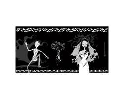 Кружка Corpse Bride: Emily & Victor