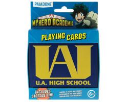 Карты игральные My Hero Academia