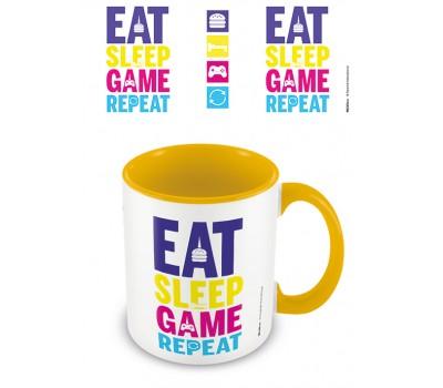 Кружка Eat, Sleep, Game, Repeat