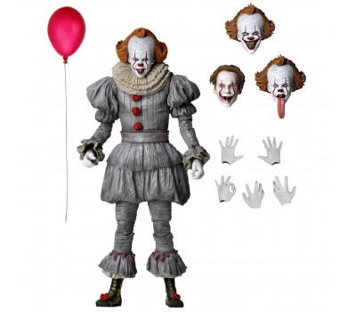 """NECA IT Chapter 2 - 7"""" Scale Action Figure - Ultimate Pennywise"""