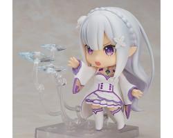 Эмилия из аниме Re:Zero. Жизнь с нуля в альтернативном мире - Nendoroid