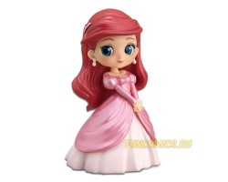 Русалочка Ариэль в розовом платье Q Posket Petit