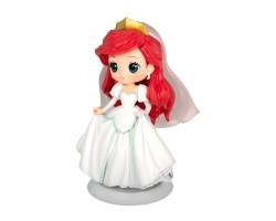 Русалочка в свадебном платье Q Posket Petit