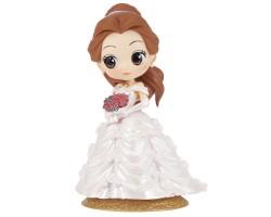 Белль в свадебном платье от Q posket