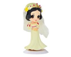 Белоснежка в белом платье от Q posket