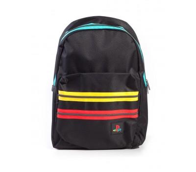 Рюкзак Playstation: Black Retro Logo от Difuzed