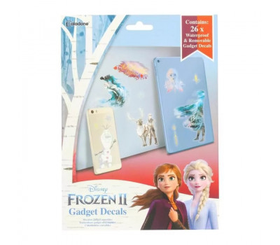 Наклейки Frozen 2 Foil Gadget Decals