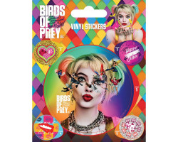 Наклейки Birds Of Prey (Seeing Stars) Vinyl Sticker Pack