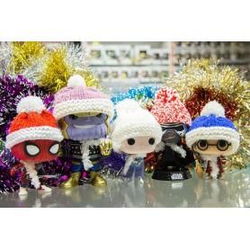 Фигуркам Фанко тоже бывает холодно...😔 Но только не в нашем магазине! ⠀ 🎄 Вязаные новогодние шапочки для фигурок🎅 ⠀ 🎁 Ручная работа, разные цвета, тип и размеры ⠀ Стоимость: - 60₽ при покупке любой фигурки - 160₽ без фигурки ⠀ ⛄ Заказы на шапочки принимаются через директ или можно самостоятельно сделать заказ через наш сайт funcomics.ru ⠀ А вконтакте у нас проходит сразу два розыгрыша😱🥳 Спешите поучаствовать♥️